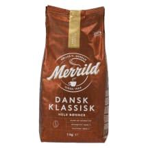 Kohvioad Merrild classic 1kg