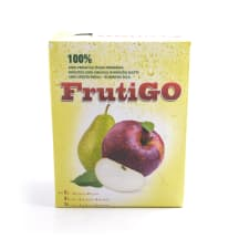 Õuna-pirni mahl FrutiGO 3l