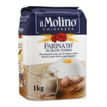 Kvietiniai miltai IL MOLINO, 1 kg