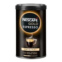 Šķīstošā kafija Nescafe Gold Espresso 95g
