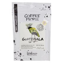 Kohv jahvat. Guatemala hele röst 250g