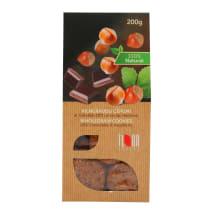 Pilngr. cep. ar šokolādi un lazdu r. 200g