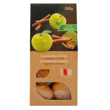 Pilngraudu cepumi ar āboliem un kanēli 200g