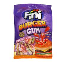 Kramtomoji guma FINI BURGER, 80g