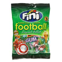 Kramtomoji guma FINI FOOTBALL, 80g