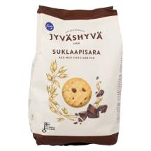 Küpsised šokolaaditükkidega Jyväshyvä 350g