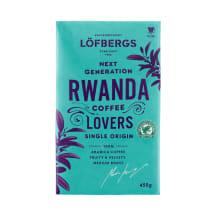 Jahvatatud kohv Rwanda Löfbergs 450g
