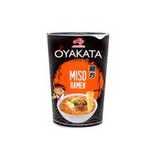 Sojų miso sk.makaronų sriuba OYAKATA, 66g
