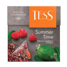 Tēja zāļu Tess Pyramids Summer Time 20x1,8g