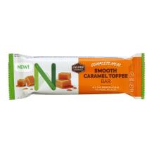 Karamelės skonio batonėlis NUTRILESS, 56 g