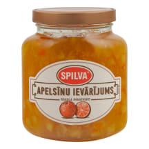 Ievārījums Spilva apelsīnu 380gr