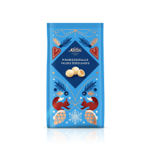 Piparkoogipallid valges šokolaadis Kalev 150g