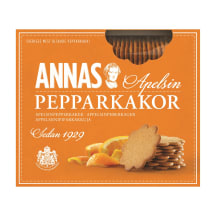Meduolinis sausainis ANNAS APELSIN, 300 g