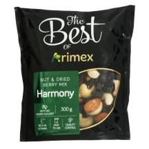 Kuiv.pähkl. ja marja segu Harmony Arimex 300g