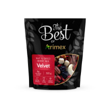Kuiv.pähkl. ja marja segu Velvet Arimex 300g