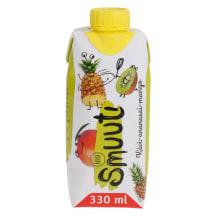 Mahl Smuuti kiivi-ananass-mango Aura 0,33l