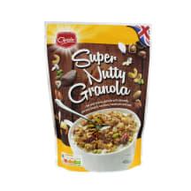Traškūs dribsniai GRAIN SUPER NUTTY, 450 g