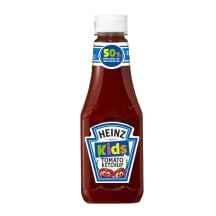 Ketš.50% väh. suhk&sool Kids Heinz 330g/300ml