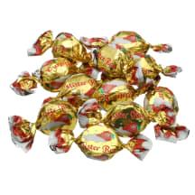 Šokoladiniai saldainiai MISTER RON, 1 kg