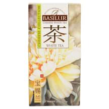 Baltoji arbata BASILUR WHITE TEA, 100 g
