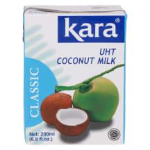 Kookospiim Kara 200ml