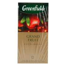 Must tee Grand Fruit Greenfield 25x1,5g