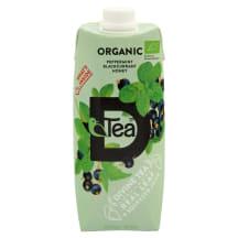 Tēja D'Tea Organic piparmētru - upeņu 0,5l