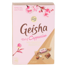 Šokolaadikommid Cappuccino Fazer Geisha 150g