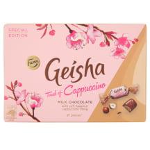 Šokolādes konfektes Geisha kapučīno 150g