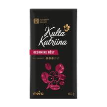 Kohv jahvatatud presskann Kulta Katriina 450g