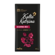 Kohv jahvatat. filtrikohv Kulta Katriina 450g