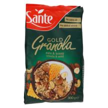 Müsli pähklite&meega Granola Sante Gold 300g