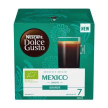Kohvikaps. Grande Mexico Or. Dolce Gusto 12tk