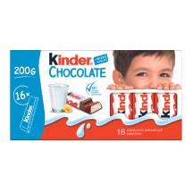 Šokoladas KINDER, 200 g