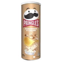Krõpsud seene-koore Pringles maitselised 165g