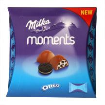 Šokoladiniai saldainiai MILKA OREO, 92 g