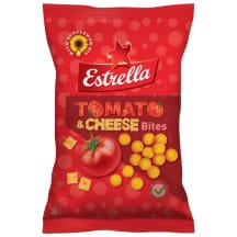 Pom. sūr. kukurūz. traš. ESTRELLA BITES, 140g
