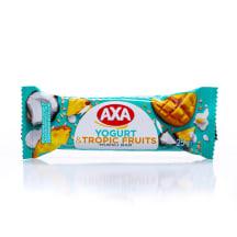 Dribsn. batonėl. su jogurt., ir vais. AXA,25g