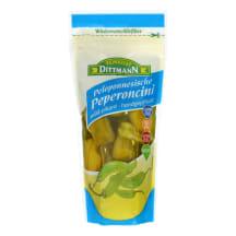 Pikant.Pepperoncini paprikos DITTMANN, 250 g