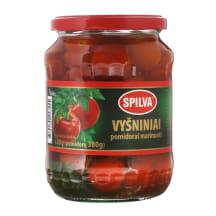 Konservuoti vyšniniai pomidorai SPILVA, 680 g