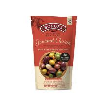 Žal. alyvuogės BORGES GOURMET CHARM, 350 g