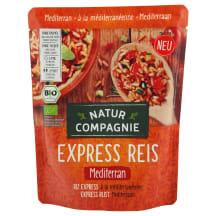 Garengr. rīsi Bio Express ar garšvielām 250g