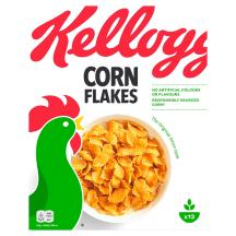 Hommikuhelbed Corn Flakes Kellog's 360g