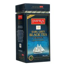 Juodoji Ceilono arbata IMPRA EARL GREY, 200 g
