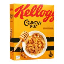 Sausi pusryčiai KELLOGG`S CRUNCHY NUT, 330 g