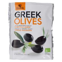 Oliivid Kalamata GAEA öko 150g