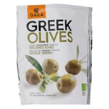 Oliivid rohelised GAEA öko 150g