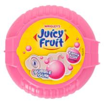 Närimiskumm puuvilja Juicy Fruit 56g