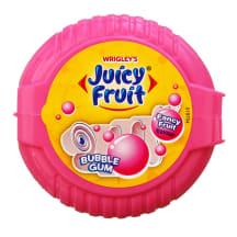 Kramt.guma vaisių sk.su sald. JUICY FRUIT,56g
