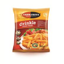 Kartupeļi frī Farm Frites saldētie 450g
